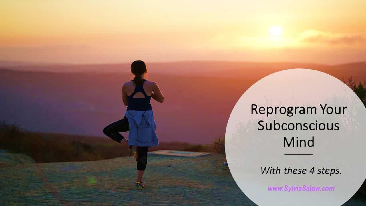 reprogram the subconscious mind