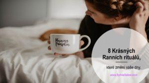 ranní rituály pro úspěch