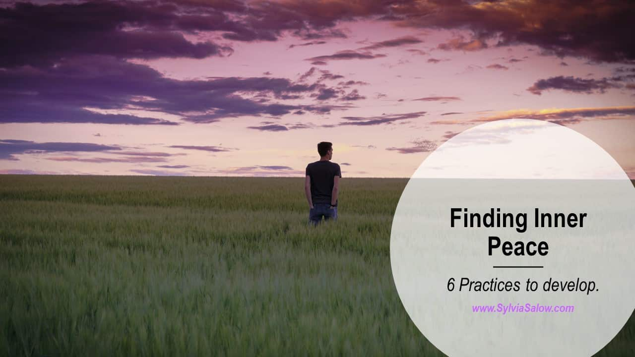 man standing in the field watching purple sunset